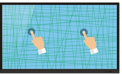 ecran-interactif-superglasshyper-precision-superglass