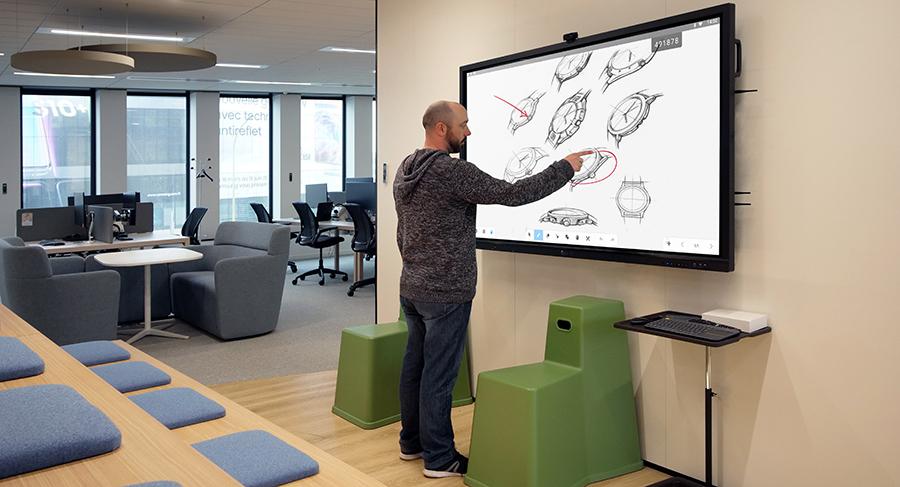 ecran-interactif-speechitouch-elex