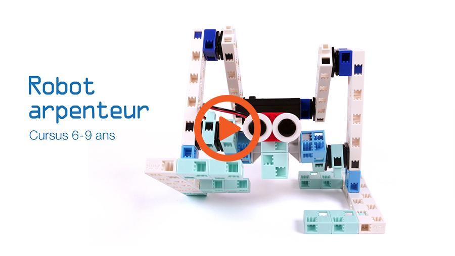 robot éducatif programmable