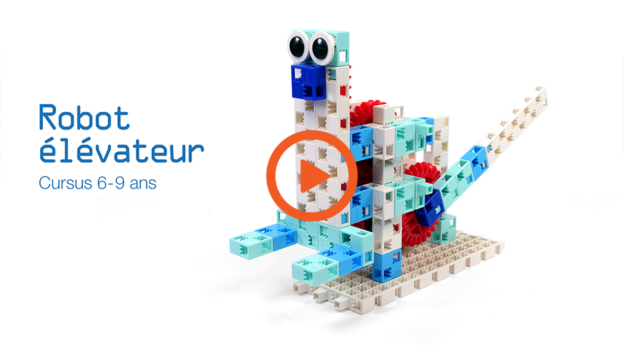 robot éducatif pour apprendre à programmer