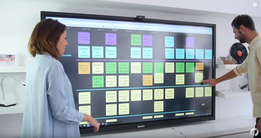 logiciel de gestion de projet Draft