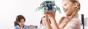 exemple de robot éducatif