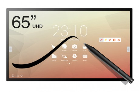 écran tactile capacitif 65