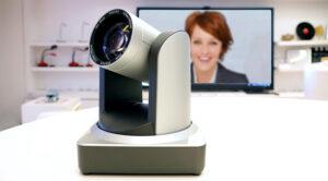 caméra pour des visioconférences et le télétravail
