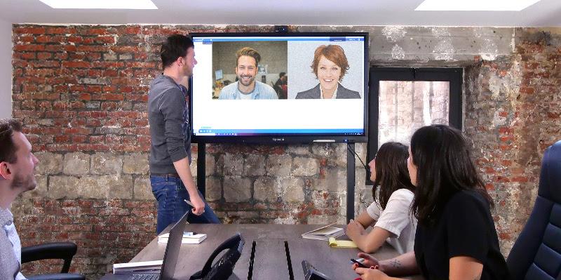 Travaille collaboratif a distance