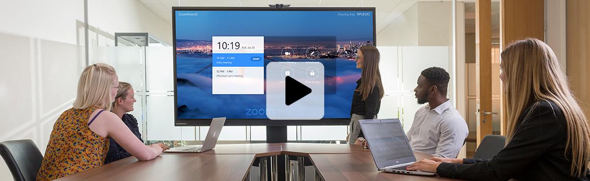 écran interactif zoom room caméra jabra