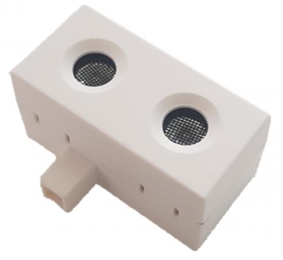 capteur à ultrason utilisé avec le robot du cours 10 de programmation