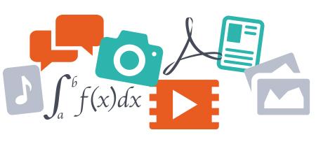 application évaluation multimedia vidéo pdf photo