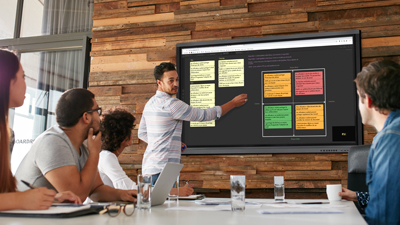 logiciel post-it brainstorming
