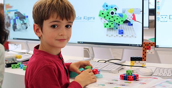 cour robotique 6-9 algora