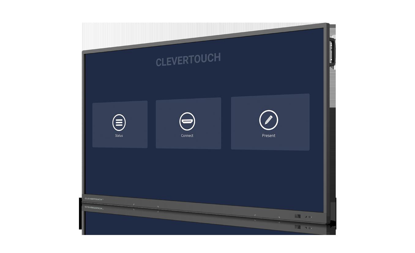 Ecran interactif uhd professionnel
