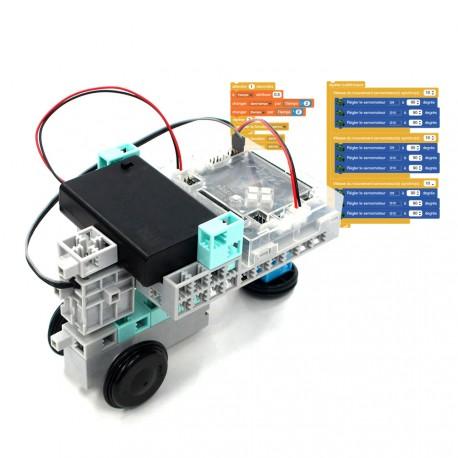 kit robotique pour collège et lycée pour école numérique