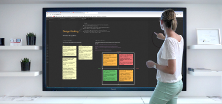 logiciel brainstorming Kanban télétravail