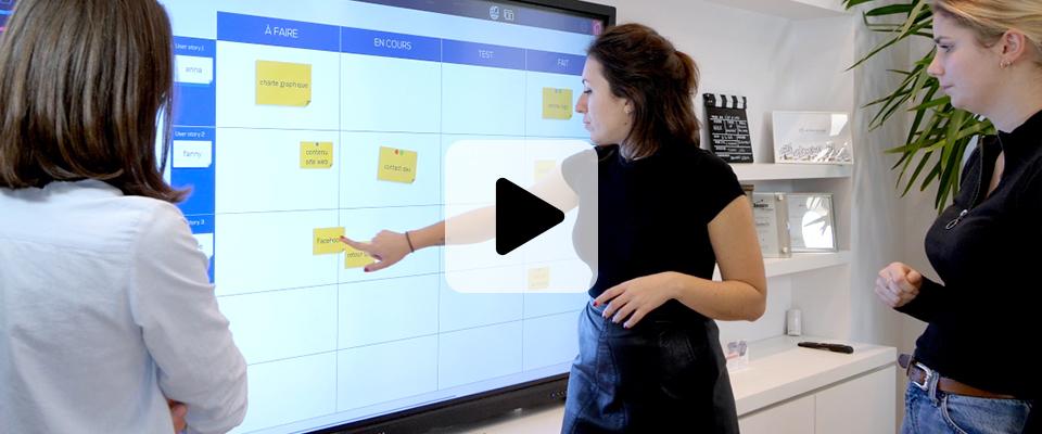 logiciel de gestion de projet visioconférence travail collaboratif ubikey