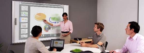 tableau blanc interactif tbi en entreprise