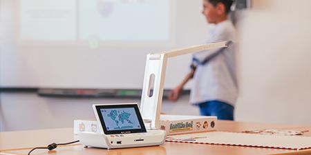 visualiseur de document école primaire numérique