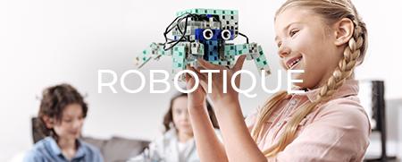 apprendre robotique enfant programmation