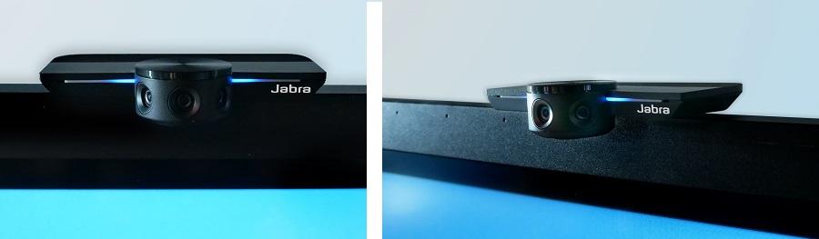 caméra de visioconférence Jabra Panacast 4K, plug & play, grand angle