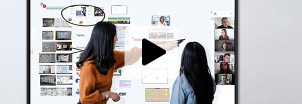 formation outils collaboratif visioconférence