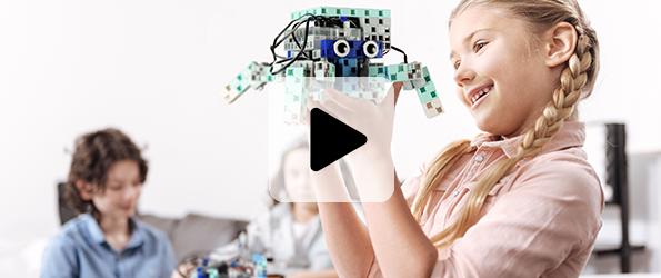 robot éducatif apprendre la programmation