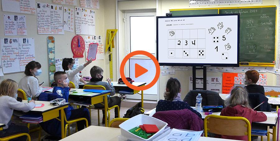 installation et livraison de solutions interactives Speechi