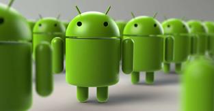 écran tactile android 9