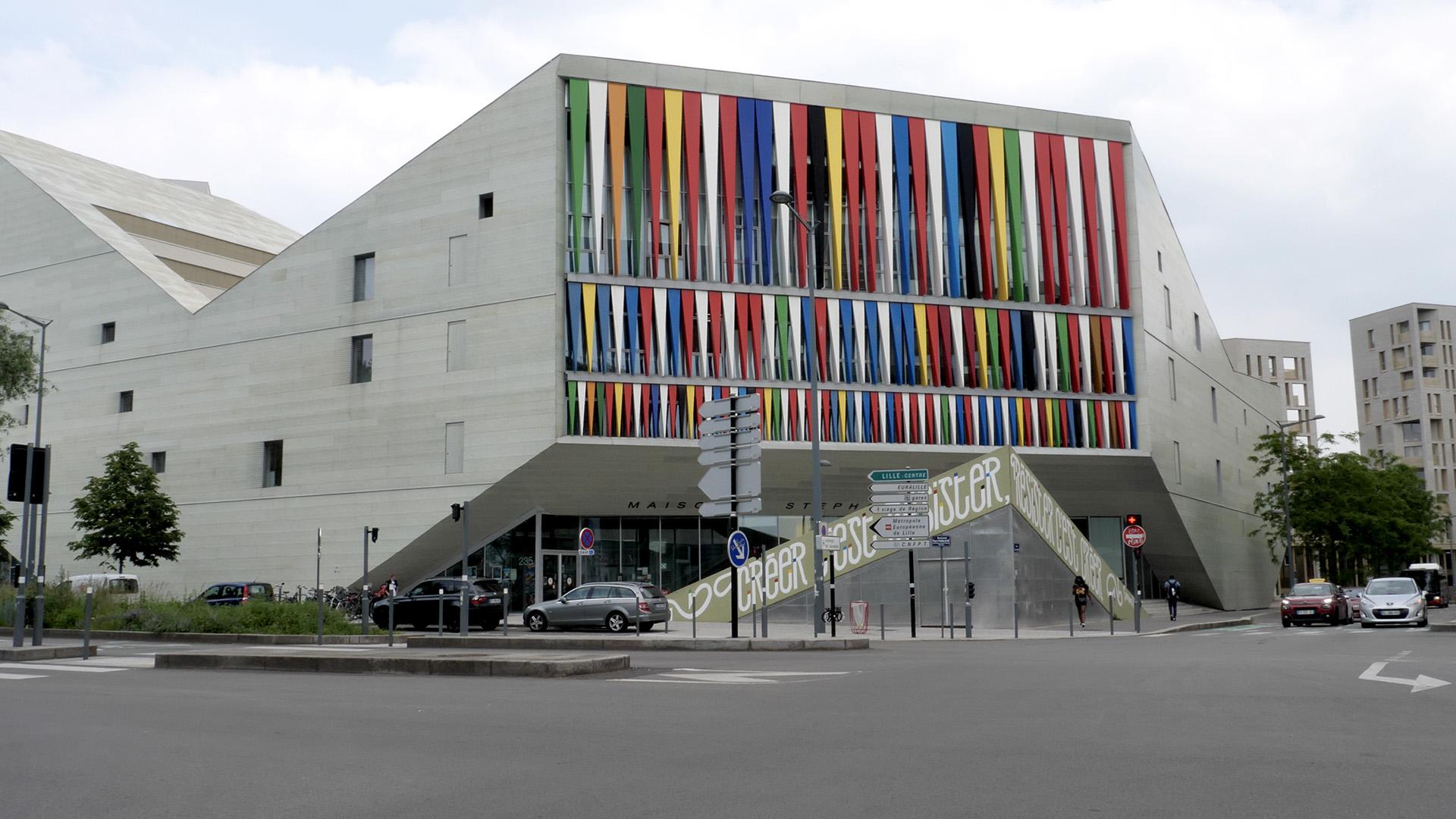 espace équipé à louer pour formation, CE et séminaire à l'Auberge de Jeunesse de Lille