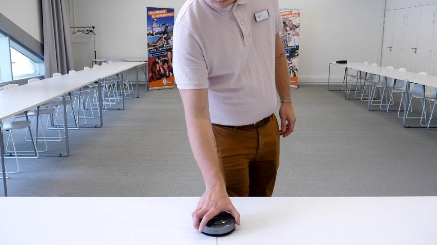 micro haut-parleur bluetooth sans fil Speechi
