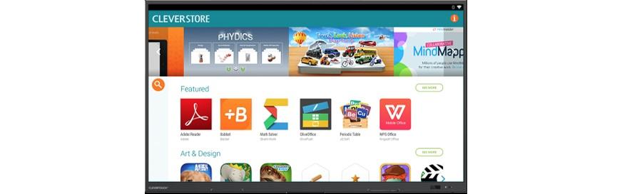 applications éducatives sur écran interactif 1er prix pour école